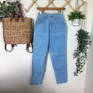 Vintage | High Waisted Mom Jeans P357